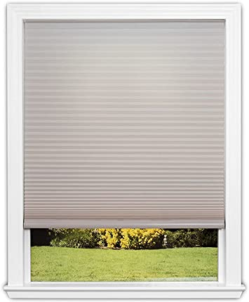 Cellular Shade Natural 31 inch width x 72 inch length