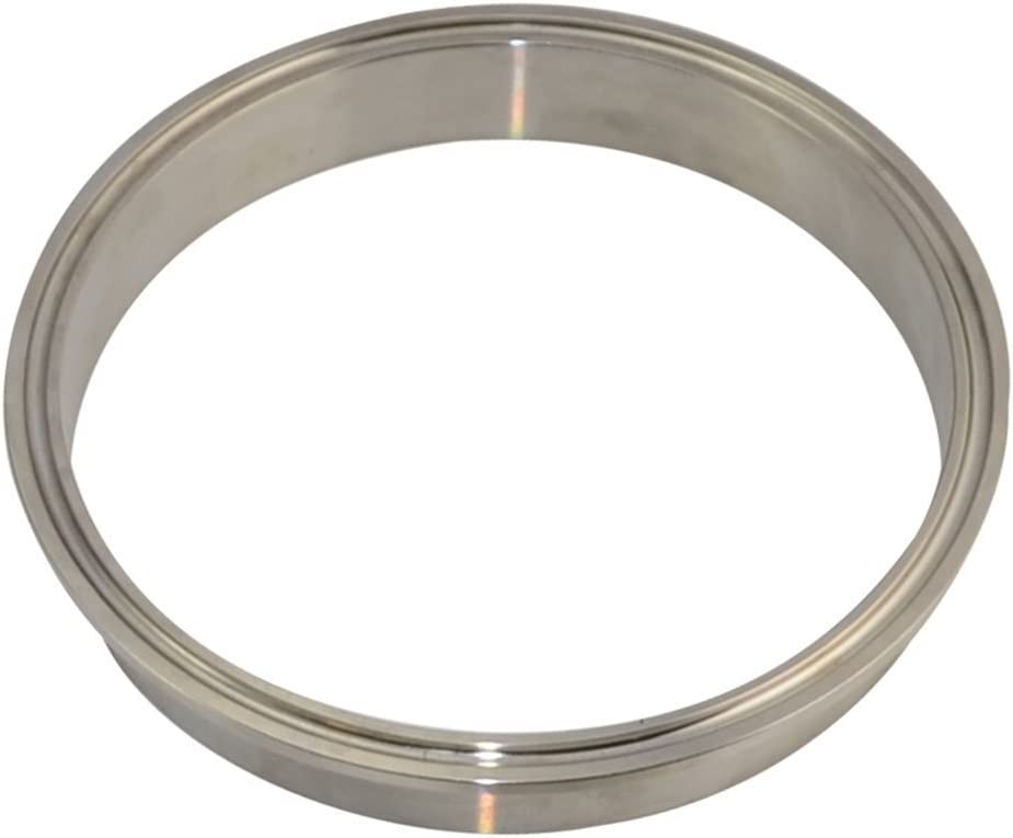 133mm Sanitary Tri Clamp PTFE sealing Gasket resist high temperatures
