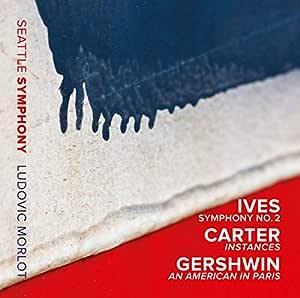 Ives Sym 2 / Carter Instances / Gershwin An