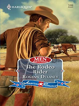 book cover of The Rodeo Rider