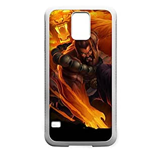 Udyr-005 League of Legends LoL For Case Iphone 4/4S Cover - Hard White
