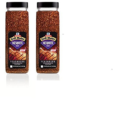 McCormick Grill Mates Mesquite Barbecue Seasoning, 24 ounce