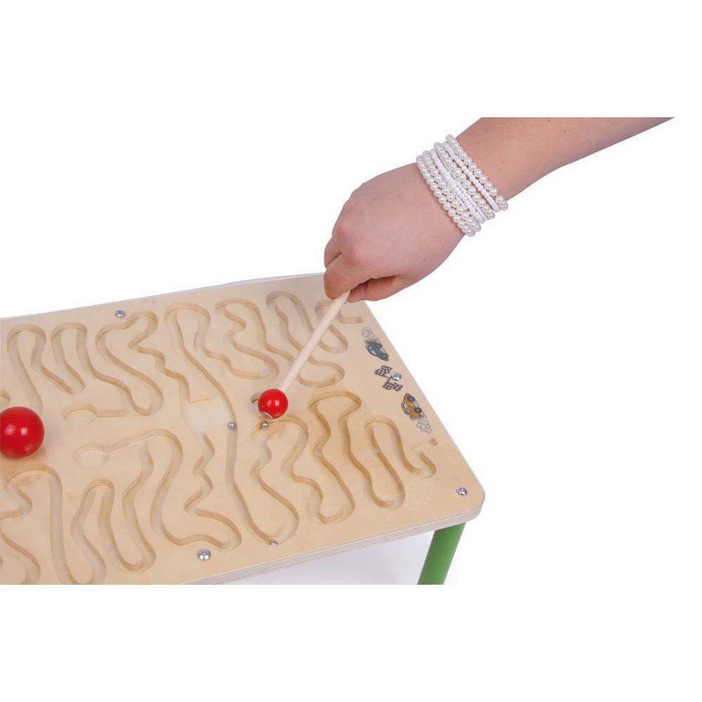 small foot design Table De Jeu Loisirs Cr/éatifs Parcours Aimant/é 3355