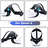 BeswinVR Halo Strap for Quest 2 and Oculus Quest