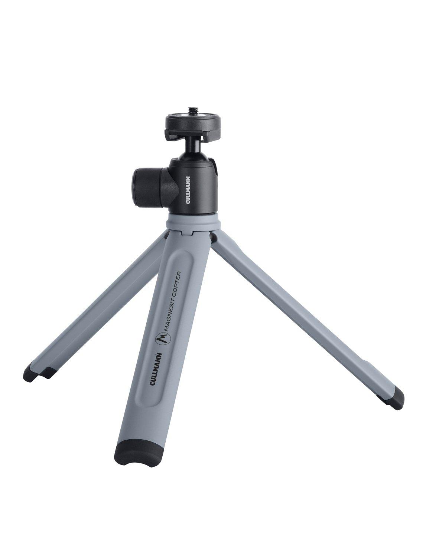 Cullmann MAGNESIT COPTER CB2.7 digital/film cameras White tripod - Tripods (Digital/film cameras, 1 kg, 3 leg(s), 16 cm, White, 16 cm) CULLMANN GERMANY GmbH 50084