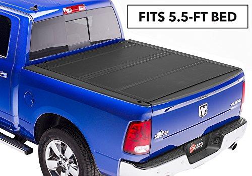 BAK Industries BAKFlip MX4 Hard Folding Truck Bed Cover 448207 2009-18 DODGE Ram W/O Ram Box 5′ 7″