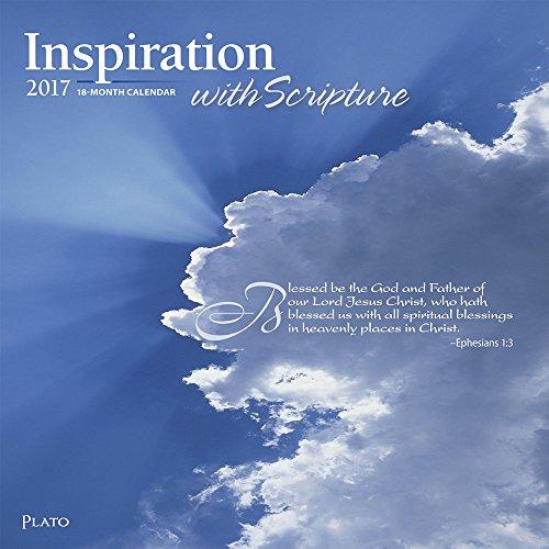 Inspiration with Scripture 2017 Square Plato