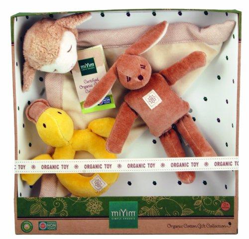 miYim Organic Gift Set