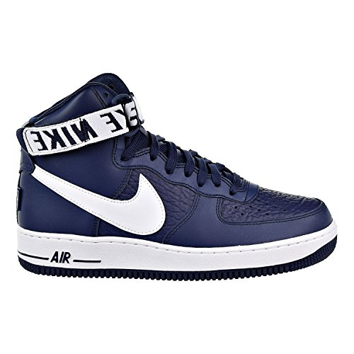 Nike Air force 1 High 07 Sneaker Trainer Blau