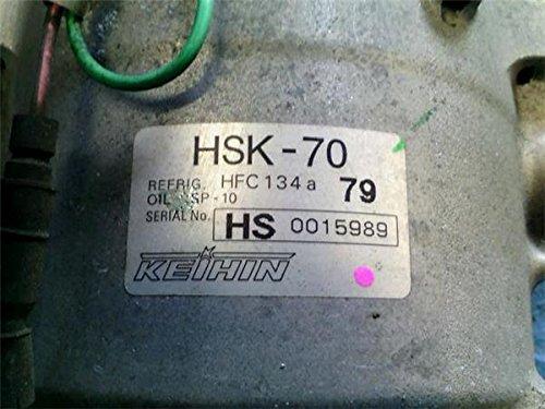 純正 フィット GE系 《 GE6 》 エアコンコンプレッサー 38810-RK8-006 P42400-18010586