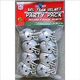 Dallas Cowboys Team Helmet Party Pack
