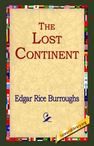 Read Online The Lost Continent pdf epub