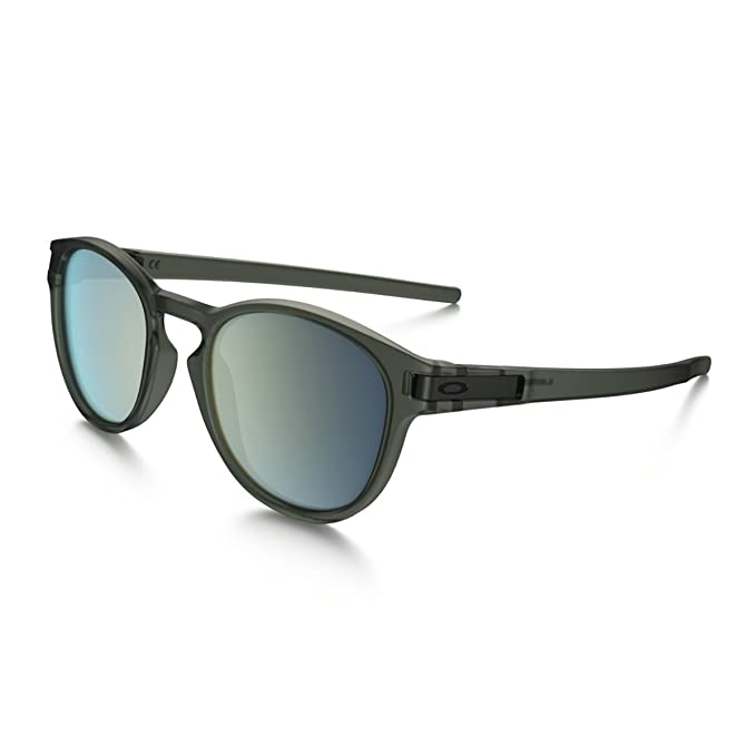 c81a2b8f9b1 Image Unavailable. Image not available for. Colour  Oakley Mens Latch Asia  Fit Sunglasses