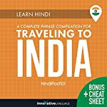 Learn Hindi: A Complete Phrase Compilation for Traveling to India |  Innovative Language Learning LLC