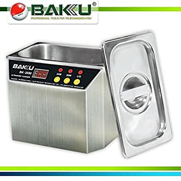 BANDEJA ULTRASONIDOS BAKU A 3550 BK-BOX