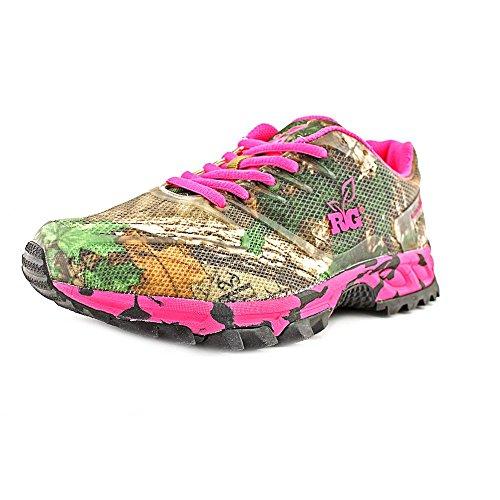 Vera Donna Mamba Escursionismo Scarpa Rosa Caldo Multi