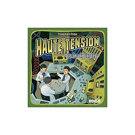 marque+inconnue Alta tensión – Juego de tarjetas: Amazon.es: Hogar