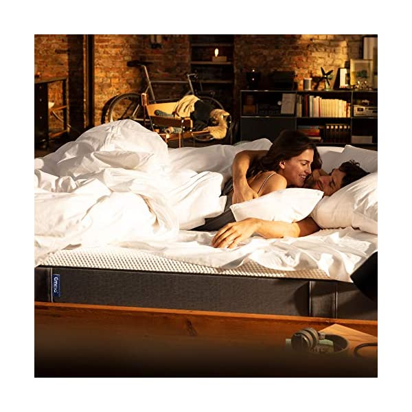 Emma Original Materasso Matrimoniale 160x190 - Eletto Prodotto dell´Anno 2020 - Altezza 25cm - Memory Foam Traspirante… 6 spesavip