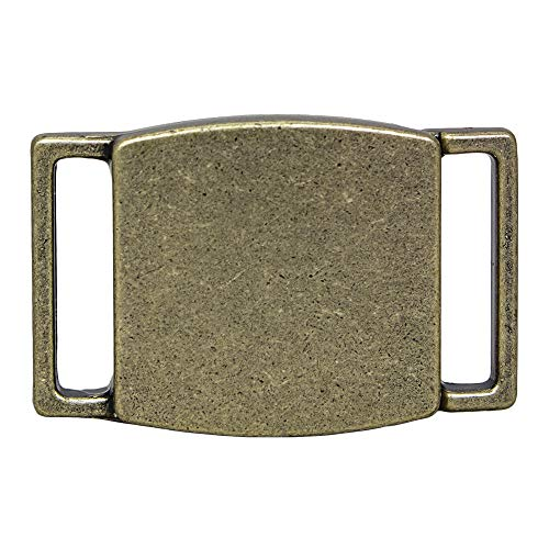 Springfield Leather Company Magnetic Closures (Antique Brass, 5 Pack) ()