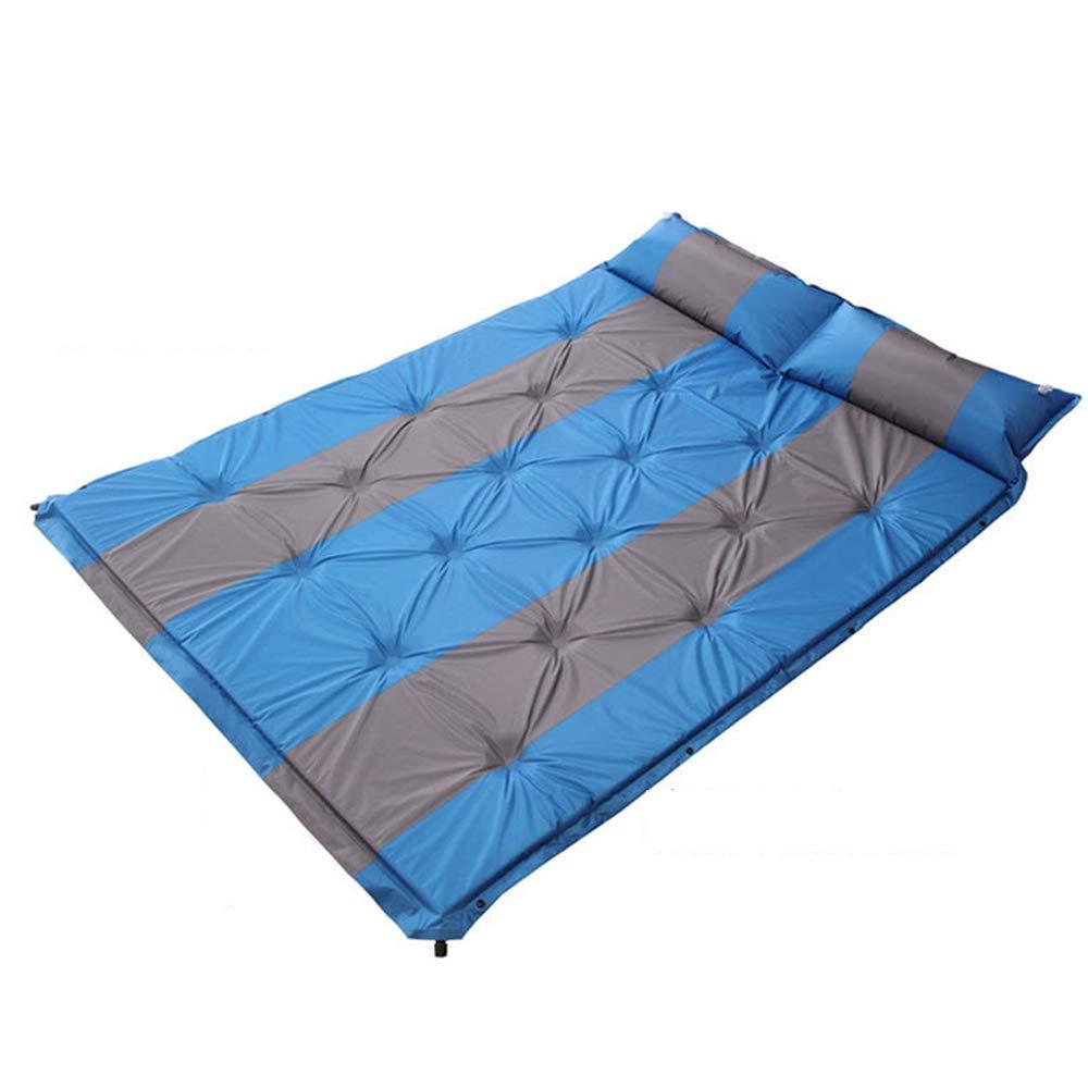 Style 01 L(1921325cm) XFentech étanche portable Matelas Gonflables - Pliant Tente Matelas Autogonflant de plein air Camping Plage piquenique Couverture