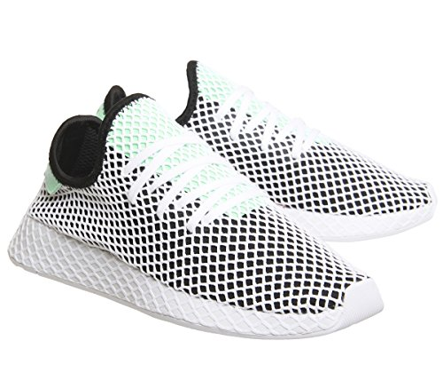 Nero Tessuto Deerupt Uomo Tecnico Sneakers adidas Ew7XqO1