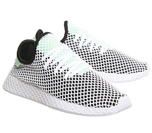 Deerupt adidas Tessuto Sneakers Uomo Nero Tecnico nHYwqRYp