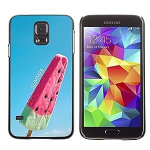 Dragon Case - FOR Samsung Galaxy S5 - the submission to love - Caja protectora de pl??stico duro de la cubierta Dise?¡Ào Slim Fit