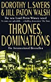 Front cover for the book Thrones, Dominations by Jill Paton Walsh