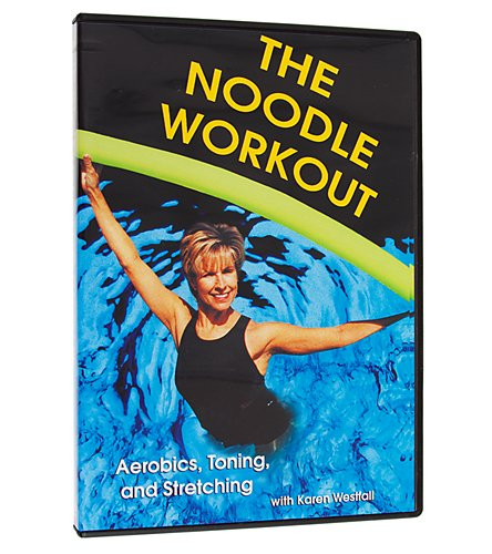 The Noodle Workout Water Aerbobics with Karen Westfall
