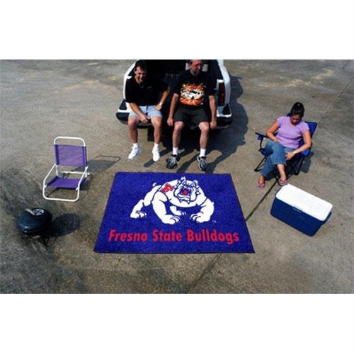 Fresno State Baseball Rug - Fanmats Fresno State Bulldogs Tailgater Mat