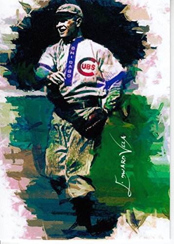 Frank-Chance-1-2525-VERY-RARE-FINAL-CARD-in-the-Set-Chicago-Cubs-WORLD-SERIES-CHAMPS-Chicago-Cubs-BUY-IT-NOW-OR-MAKE-AN-OFFER-Limited-Edition-Original-Artwork-Sketch-Card
