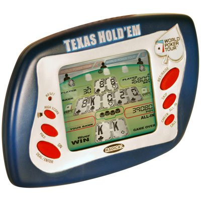 (Radica No Limit Texas Hold Em Handheld)