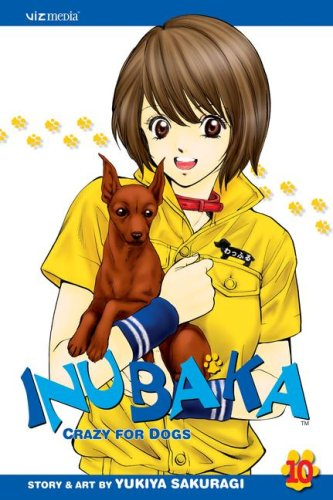 Inubaka: Crazy for Dogs, Vol. 10