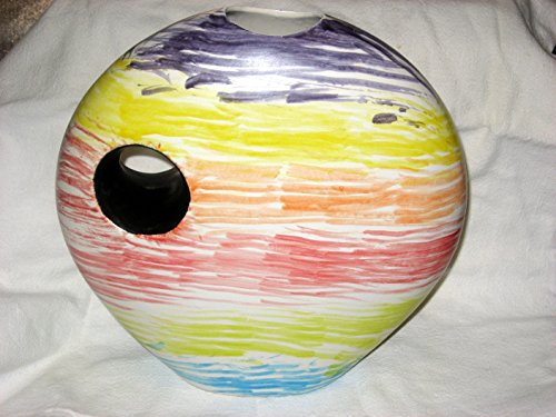 Vase Colleen - Hand finished