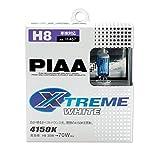 PIAA 18235 H8 Xtreme White Bulb, Twin Pack