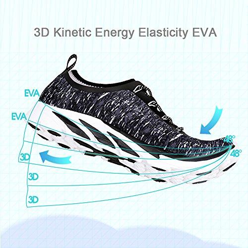 para Zapatillas Sunjcs Running men de Mujer Blue p4TTqOxt