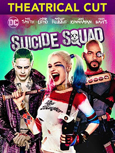 Super Heroes Squad Show (Suicide Squad)