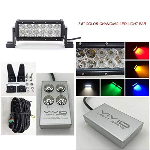 Dual Colour Led Christmas Lights in US - 4