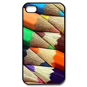 DDOUGS Pencil Series Customised Cell Phone Case for Iphone 4,4S, Wholesale Pencil Series Case