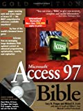 img - for Microsoft Access 97 Bible book / textbook / text book