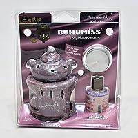Buhumiss Buhurdanlık Set Mor