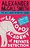 The Limpopo Academy of Private Detection by Alexander McCall Smith front cover