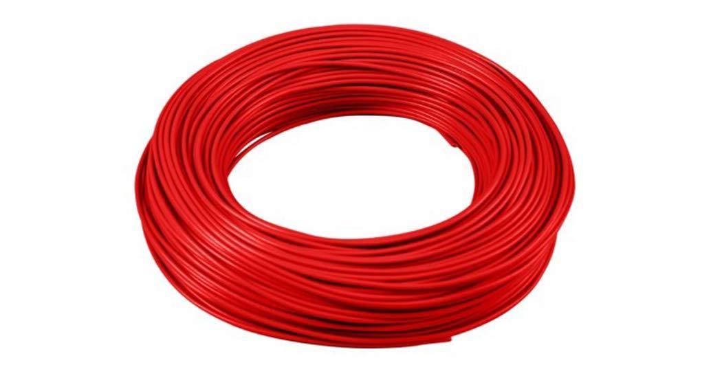 Cavo unipolare FS17 450//750V 1X1,5 mm matassa 100mt Rosso