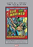 Sub-Mariner Masterworks Vol. 6 (Sub-Mariner (1968-1974))