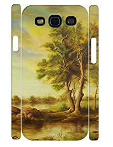 Artistic Personalized Lovely Tree Pattern Anti Drop Phone Cover Case for Samsung Galaxy S3 I9300