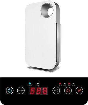 Purificador de aire táctil para el hogar con indicador LED ...