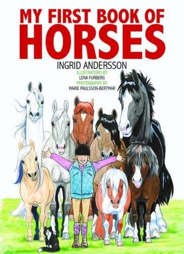 Download My First Book of Horses pdf