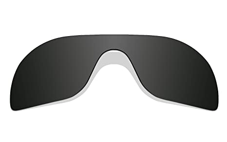 Image Unavailable. Image not available for. Color  Black Polarized  Replacement Lenses for Oakley Batwolf Sunglasses 8635c306a133