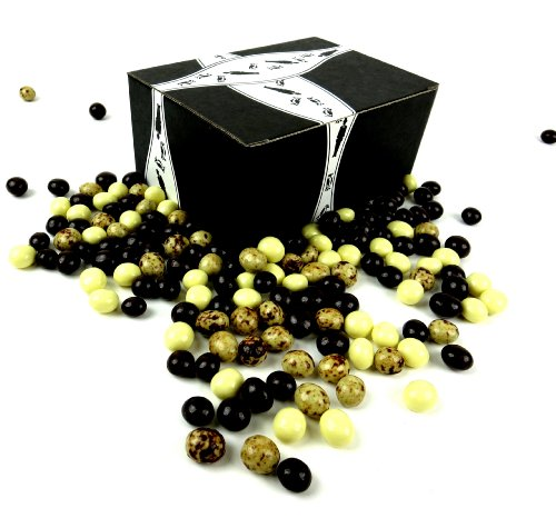 Beans Espresso Dilettante (Cuckoo Luckoo Gourmet Chocolate Espresso Beans Blend, 2 lb Bag in a BlackTie Box)