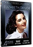 Hollywwod Legends: Elizabeth Taylor - 4 Movie Collection - The Last Time I Saw Paris - Doctor Faustus - X, Y & Zee - The Driver's Seat by Elizabeth Taylor